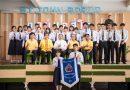 ชมภาพพิธีสถาปนากรรมการนักเรียน ปีการศึกษา 2563